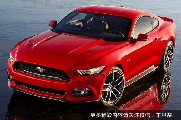 Ford Mustang first drive