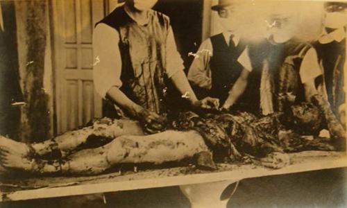 dianyeng731_侵华日军731部队拿中国人做活体实验