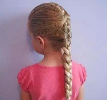 给女儿的30种扎头发,太漂亮了