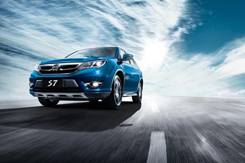 么车 推荐四款8万左右的七座SUV高清图片