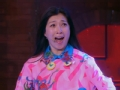 《对口型大作战片花》第五期 黄嘉千神模仿龚琳娜 表情浮夸吓懵夏天