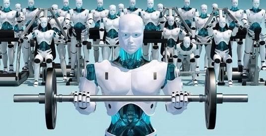 那么人类如何逃脱机器人的取代而走向永恒呢?这是一个巨大且极难解决的问题。
