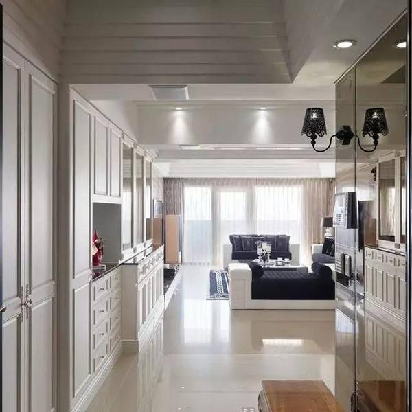 上海室内装修_家居住宅设计