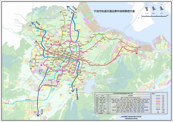 宁波电商城五江口核心区将设地铁8号线五江口站图片