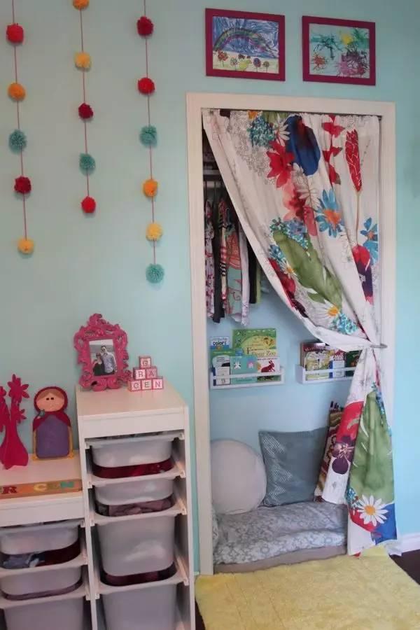 家里挪出1平方米,孩子就能爱上阅读 值得实践的家居设计