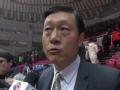 李秋平:篮板球存在问题 进攻端没放开压力过大