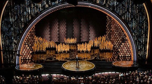 奥斯卡颁奖礼 舞台