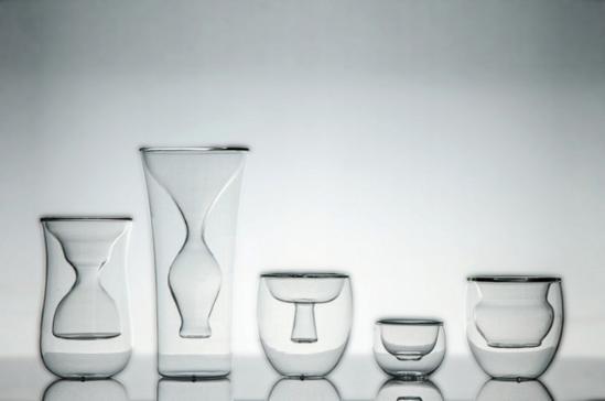 从不同形状的传统中式容器中得到灵感,成立于北京的kdsz设计工作室