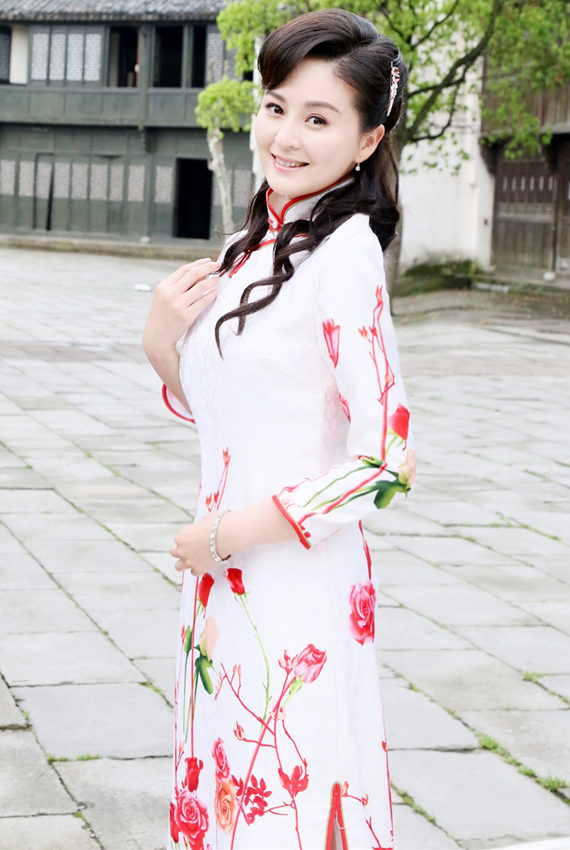 戴娇倩饰演苏若水