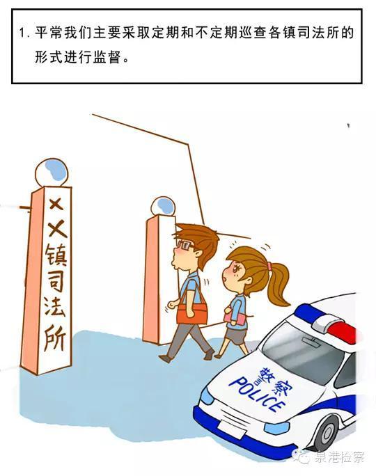 【法律检察】超萌的漫画漫画,漫画矫正v法律那社区司机图片