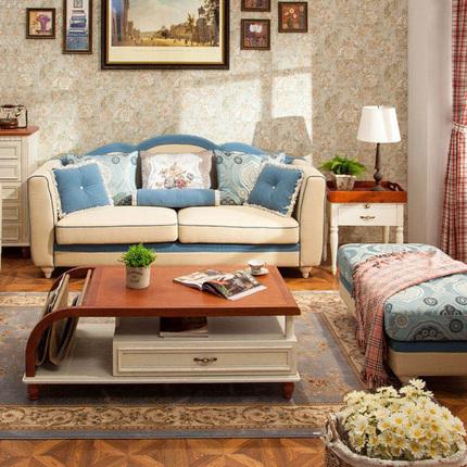 顾家布艺沙发_小户型沙发 温馨又舒适 整个家装中最美的亮点_搜狐时尚_搜狐网