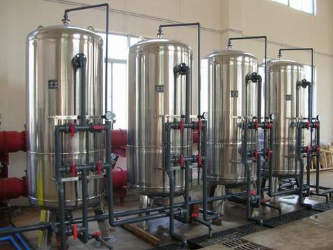 怎样清洗纯净水设备中的膜