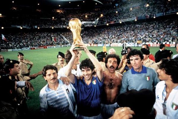 盘点历届世界杯冠军图片