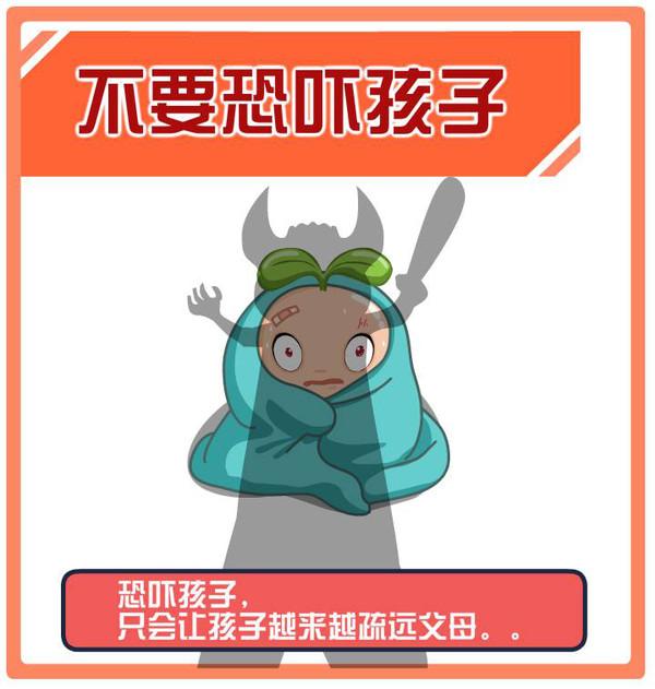 【亲子画报】中国式家庭教育的十大禁忌