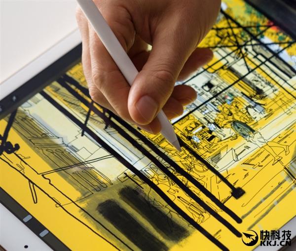 苹果9.7寸iPad Pro大曝光!配置帅到爆