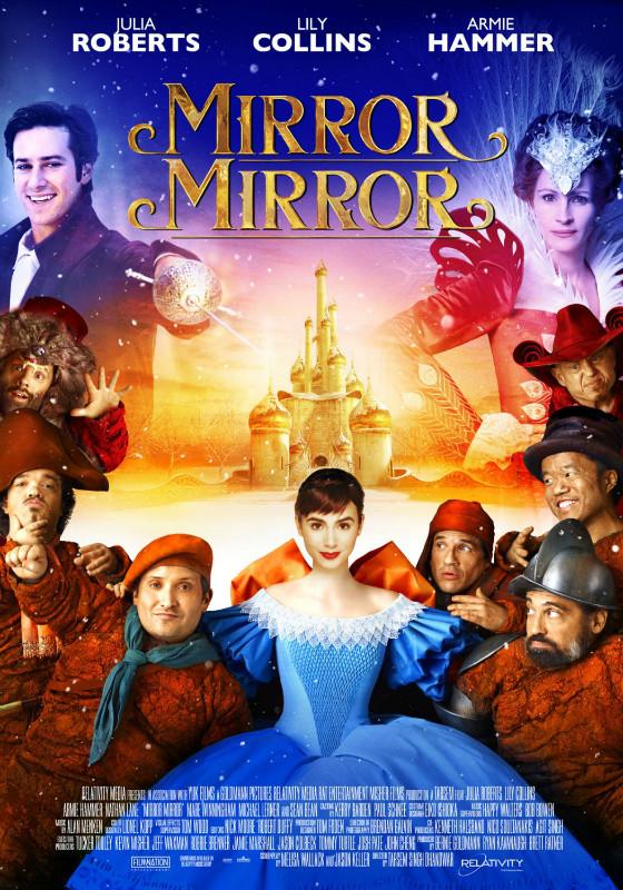 郭纪军解读 白雪公主之魔镜魔镜 中的角色造型