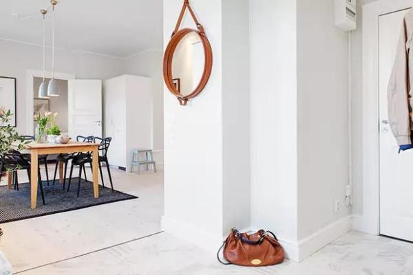 客厅简单石膏线图片