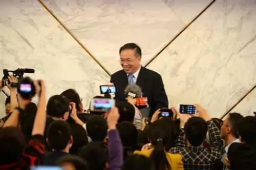 王国庆回答记者提问