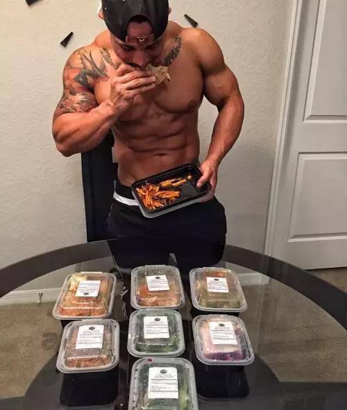 增肌减脂,饮食对了你就成功了50%!——5个营养建
