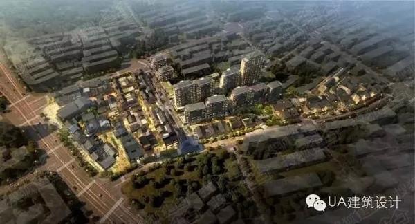 c地块规划图(ua国际建筑设计公司)
