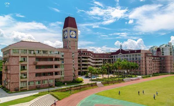 家 这就是深圳高级中学图片