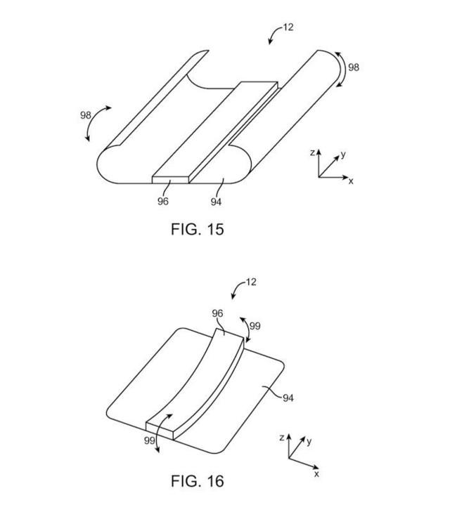 苹果取得的全新专利曝光!曲面iPhone