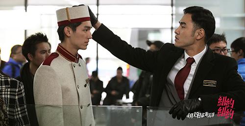 《纽约纽约》曝新剧照 杨旭文深情演绎为爱痴狂