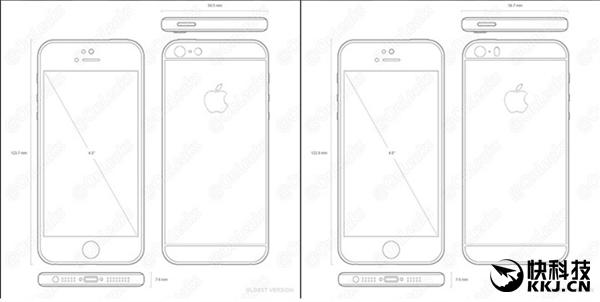 4寸iPhone 5SE真机惊现!配色大亮