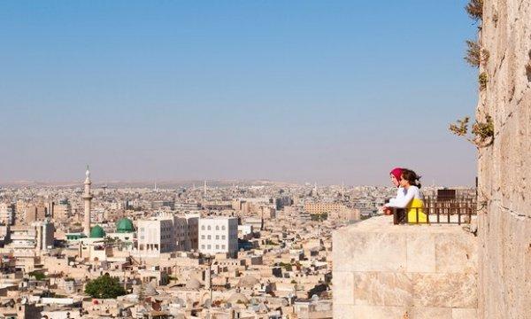 内战爆发前的古城阿勒颇