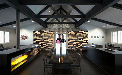 这是在奥地利的首家红酒Spa,距离维也纳约1小时左右,坐落于一家水管造型铝制墙身的小酒店内。Spa拥有1000平米的面积,共有12间独立的房间。