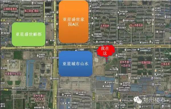 郑州盛世名家设计图
