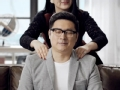 """《一路上有你第二季片花》王岳伦瞬间变身男仆小王 照顾""""老婆大人""""李湘"""