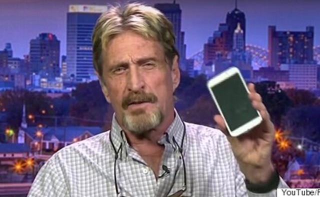 McAfee曝破解iPhone指南 专家:吃鞋去吧