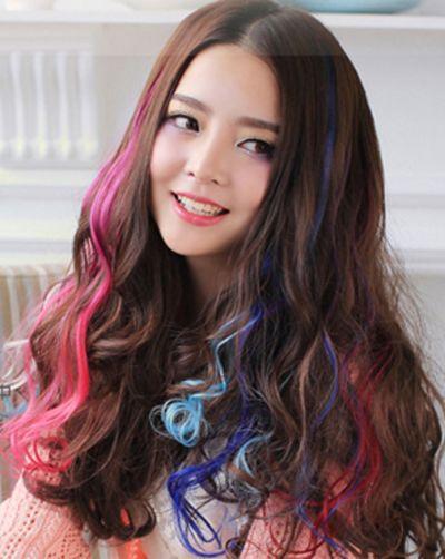 女士发型颜色_女士发型2017 chunji.cn
