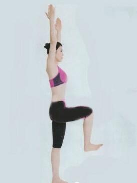 小腿v小腿瑜伽第四课:消除节食皮肤浮肿招式变好了图片