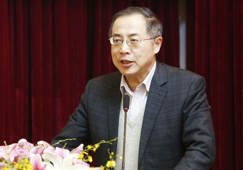 工信部原党组成员、总工程师 朱宏任