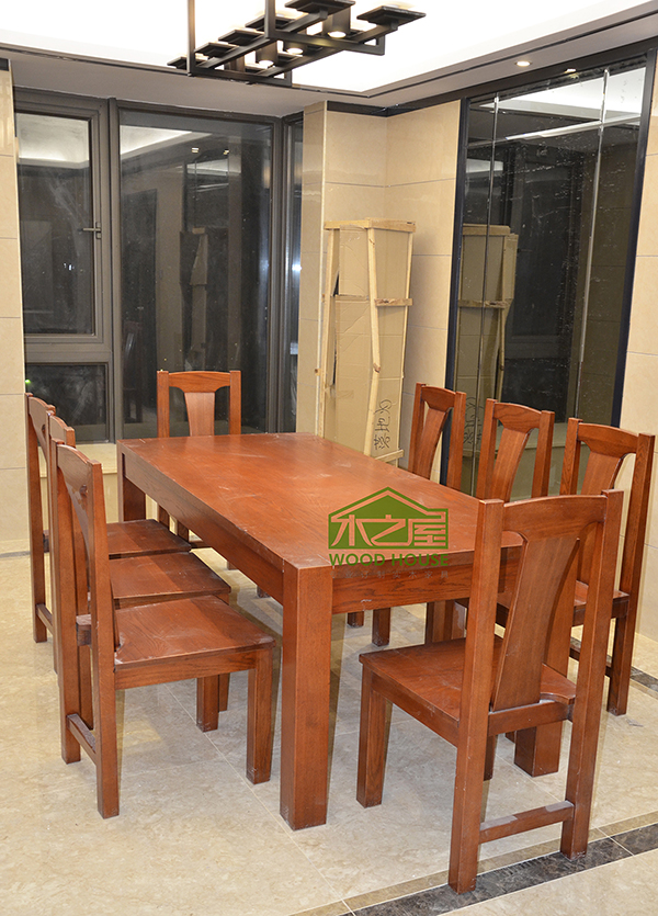 实木餐桌品牌_实木餐桌椅定制_餐桌椅价格_餐桌椅图片