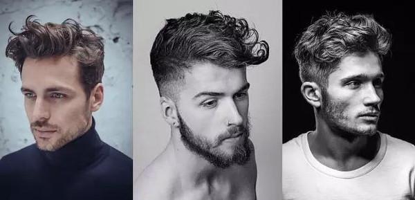 一度都在说中分才是检验帅哥的第一标准什么的!但是我想说的就是那种中分然后两撇头发直直下垂的发型真的不fashion!一定要中分然后头发要往后卷