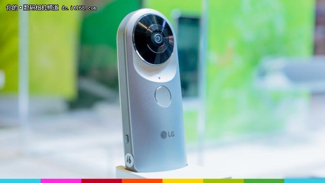 优化VR拍摄 LG推360°全景相机360 CAM
