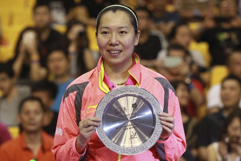 李晓霞取得最好球员