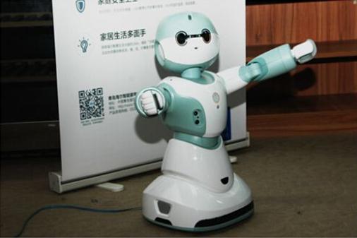 目前全球智能機器人產品形勢火爆,大有當年的智能手機產業的爆發之圖片