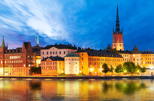 斯德哥尔摩(瑞典)