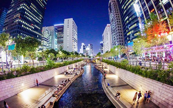 韩国自由行旅游 首尔2天1夜推荐旅游路线图片
