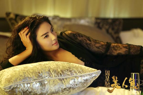 张雨绮回应《美人鱼》声音让人出戏:星爷要求的