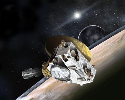 """探索冥王星的""""新视野号""""也使用了核电池"""