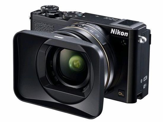 首款内置超广角镜头的尼康dl1850