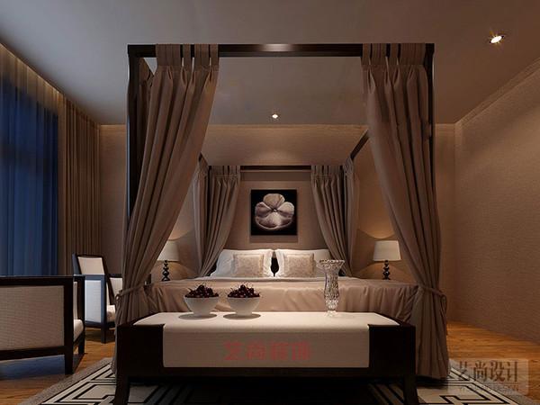 中力七里湾 120平方三室两厅 卧室装修效果图