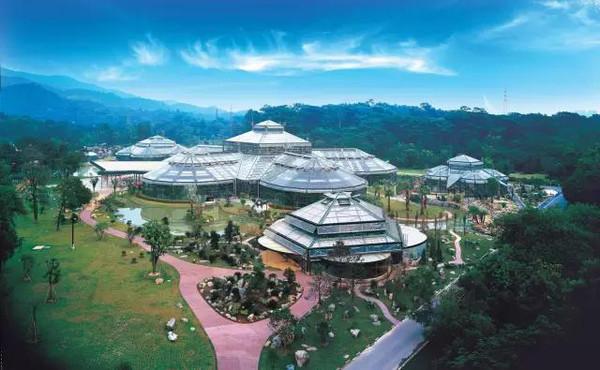 别再去迪士尼了,广州即将成为全国最好玩的地方图片