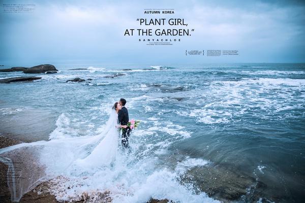全球资讯_克洛伊全球旅拍【大小洞天】海景婚纱照攻略