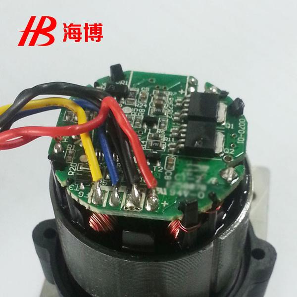 空心杯电机如何调速,直流无刷水泵控制器12V-36V